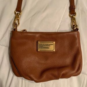 Marc by Marc Jacobs Brown Crossbody - Q Percy